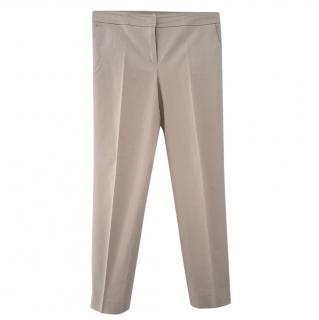 Blumarine Beige Tailored Pants