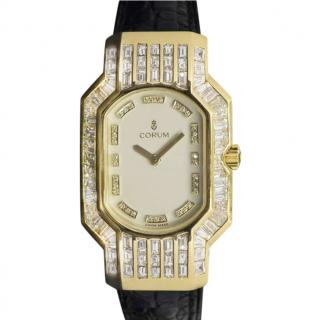 Corum Yellow Gold 24mm Rue De La Paix Watch