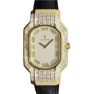 Corum Yellow Gold 24mm Rue De La Paix Watch