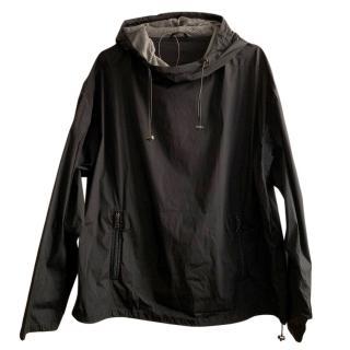 Prada Black Technical Swing Jacket