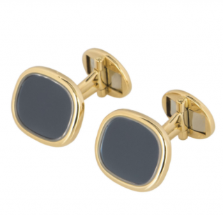 Patek Philippe Gold Ellipse Cufflinks