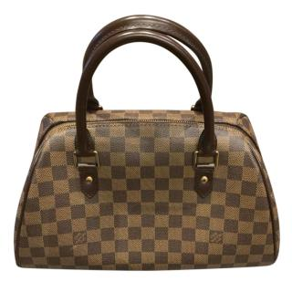 Louis Vuitton Damier Ebene Top Handle Bag