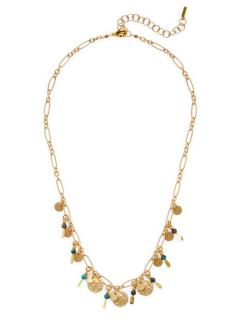 Chan Luu Coin Charm Necklace