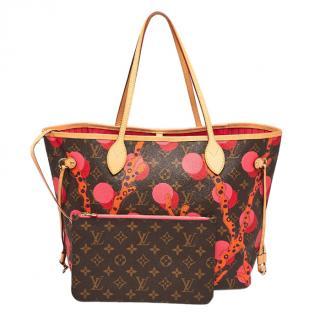 Louis Vuitton Ramages MM Monogram Neverfull Tote Bag