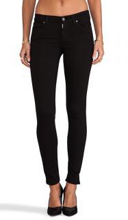 Paige Denim Verdugo Ultra Skinny Black Jeans