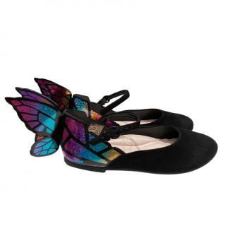 Sophia Webster Girls Chiara Butterfly Pumps - Size 31