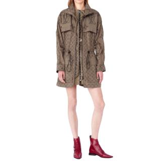 Louis Vuitton Limited Edition Giant Monogram Parka