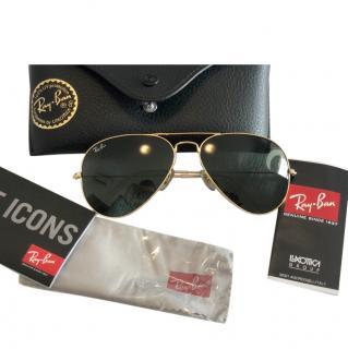 Ray Ban Classic Wayfarer Aviator Sunglasses