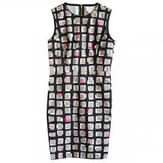 Kate Spade Printed Sleeveless Dress