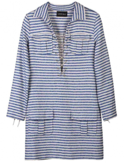 Love Stories Breton Stripe Twiggy Beach Dress
