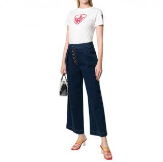 Bella Freud I Love You T-Shirt