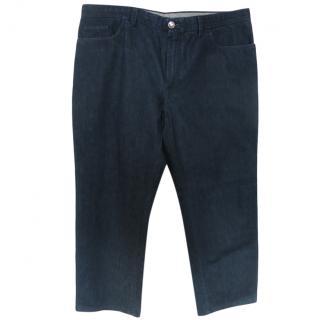 Brioni Stelvio Blue Jeans