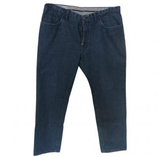 Brioni Meribel Blue Jeans
