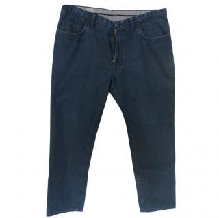 Brioni Meribel Blue Jeans