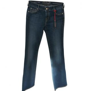 Jacob Cohen 711 Flared Jeans