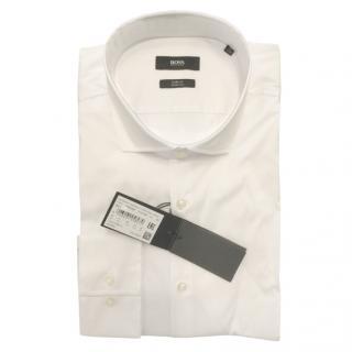 Boss Hugo Boss Slim Fit Stretch Cotton Shirt