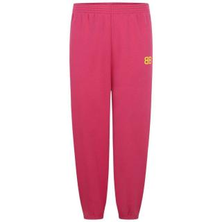 Balenciaga Kid's Fuchsia Jogging Bottoms