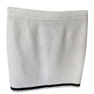 Boutique Moschino Tweed Mini Skirt