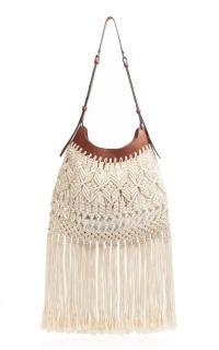 Isabel Marant Runway Teomia Crochet Bag