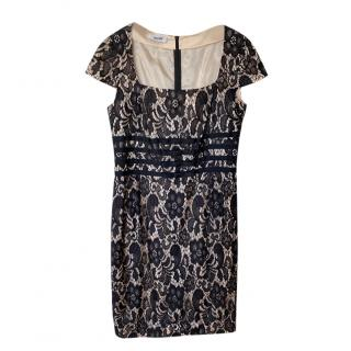 Moschino Chic & Cheap Lace Dress