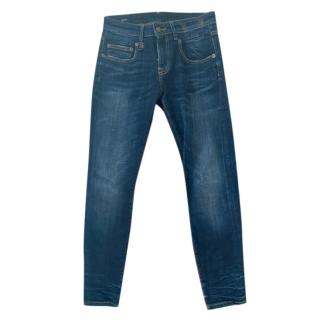 RTA Patch Pocket Jeans
