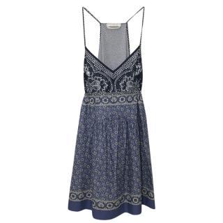 Chloe Paisley Print Sun Dress