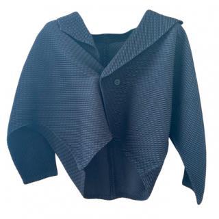 Issey Miyake Cropped Jacket