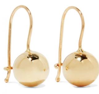 GRACE LEE Tama 14-Karat Gold Earrings