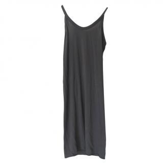 Rick Owens Grey Tank Dress