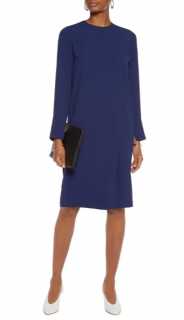 By Malene Birger Rayal crepe dress