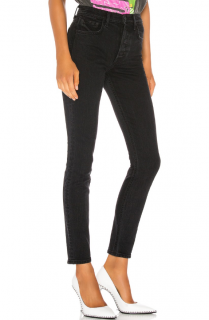 GRLFRND Karolina Black Jeans