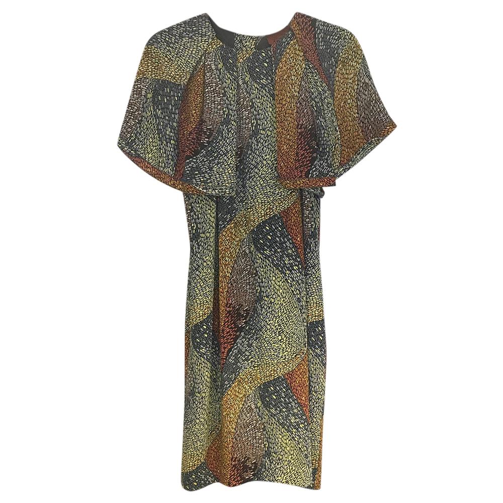 Missoni Silk Printed Dress