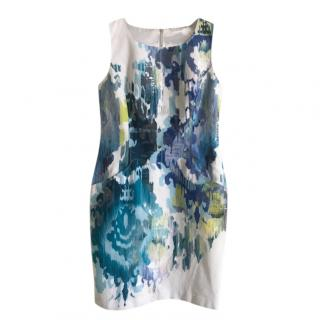 Elie Tahari Grayson Sleeveless Dress