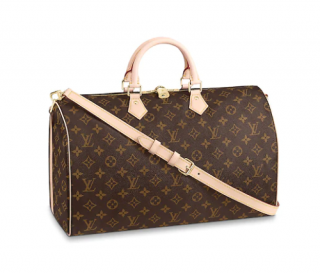Louis Vuitton Monogram Speedy Bandouli�re 40
