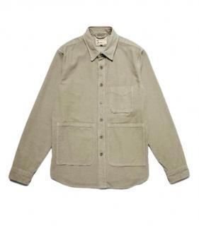 Aspesi Olive Utility Shirt