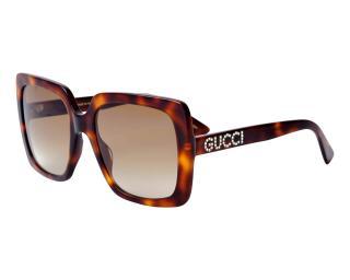 Gucci GG-0418-S 003 Square Sunglasses