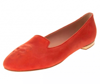 John Richmond Red Loafers