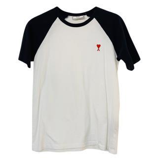 Ami Logo Short Sleeve T-Shirt