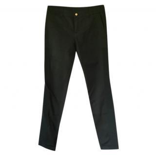 Louis Vuitton Black Stretch Jeans