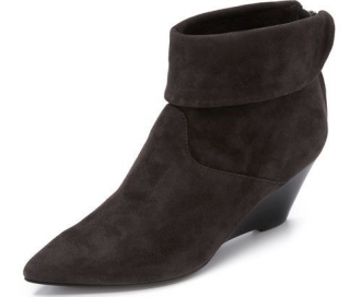 Belle by Sigerson Morrison Suede & Sheepskin Booties