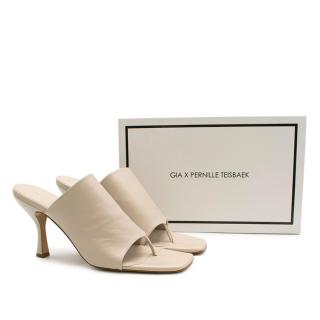 GIA X Pernille Teisbaek Perni Leather Mules