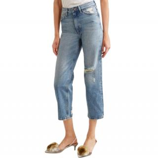 M.i.H Jeanne High rise vintage straight Jeans
