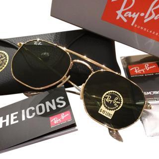Ray Ban Marshal 3648 Sunglasses