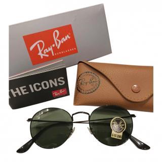 Ray Ban 3447 Round Sunglasses