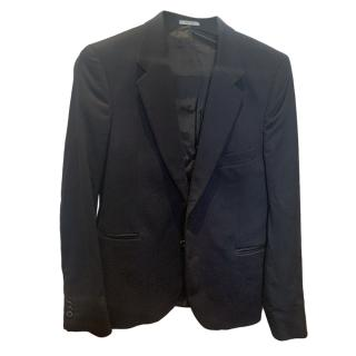 Paul Smith Navy Cashmere Jacket