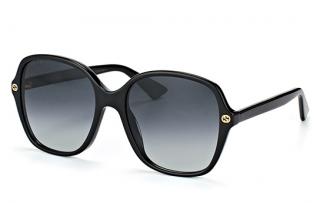 Gucci GG 0092S 001 Black Sunglasses