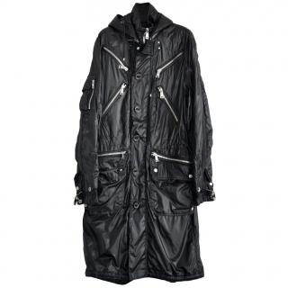 Ralph Lauren Black Label hooded coat