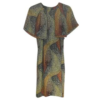 Missoni Silk Printed Dress