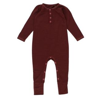 Smalls Aroha Berry Male Baby Onesie