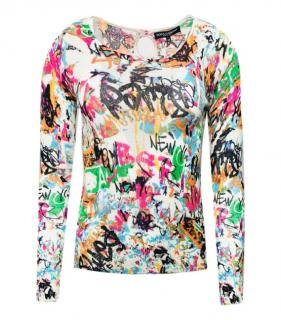 Dolce & Gabbana Wool Graffiti Jumper